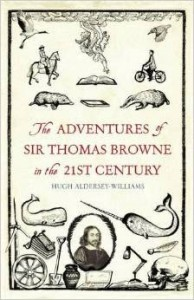 Adventures of Sir Thomas Browne jacket