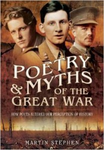 Poetry & Myths jacket